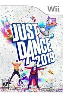 Just Dance 2019 Digital Para Nintendo Wii!!! Y Muchos Mas!!