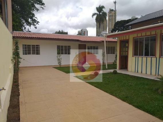 Casa Com 2 Dormitórios Para Alugar, 90 M² Por R$ 2.000,00/mês - Ecoville - Curitiba/pr - Ca0131