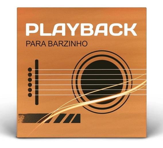 Playback Músicas Para Barzinho + Brinde