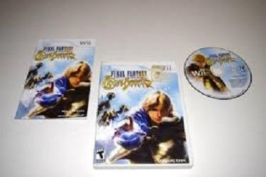 Final Fantasy Crystal Para Nintendo Wii