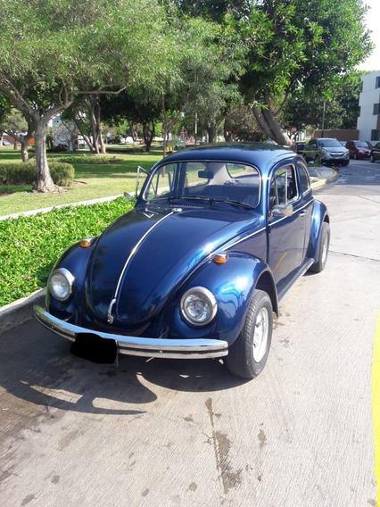 Ww Escarabajo Año 77 , Motor 1300