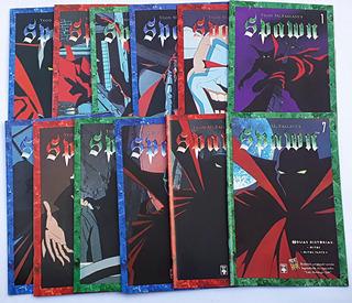 Spawn Collection 1998 Abril Coleção 12 Hq Gibis Frete Grátis