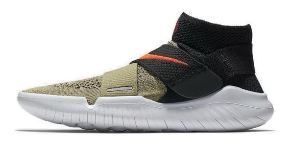 Tênis Nike Free Rn Motion Flyknit 2018 Original Novo N: 41