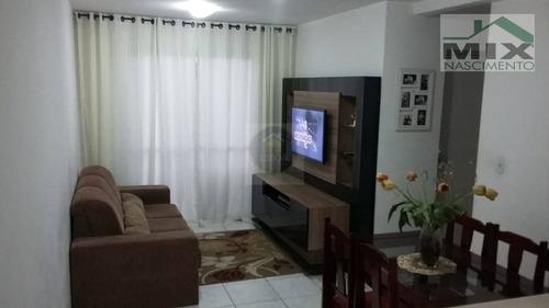 Imagem 1 de 6 de Apartamento Em Taboão  -  São Bernardo Do Campo - 3038