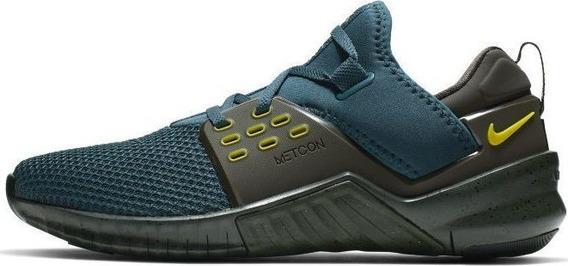 Tenis Nike Free X Metcon 2 Cab 26.5cm Aq8306 Correr Gym