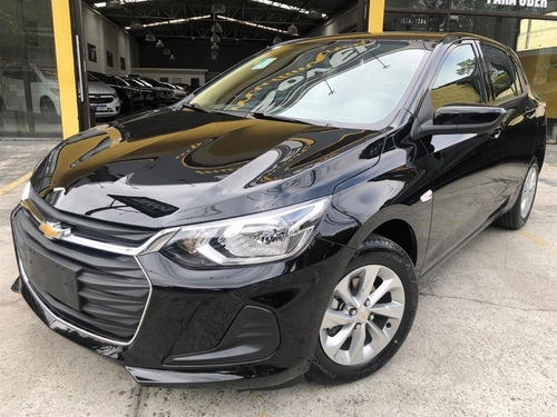 Chevrolet Onix  Hatch Lt 1.0 12v Flex 5p Mec. Flex Manu