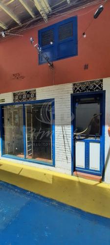 Imagem 1 de 3 de Salão Para Aluguel Em Centro - Sl035139