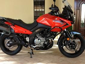 Suzuki Vstrom 650 2009