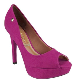 74ec97efb1 Sapato Violeta Vizzano - Calçados, Roupas e Bolsas com o Melhores ...