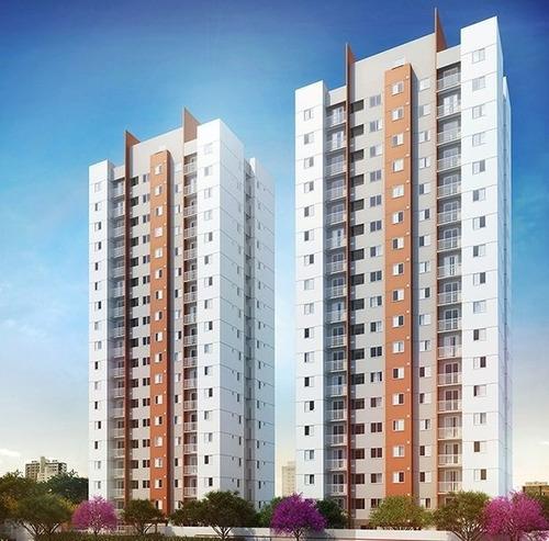 Apartamento Residencial Para Venda, Cachoerinha, São Paulo - Ap8288. - Ap8288-inc