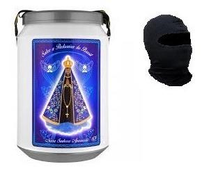 Cooler Térmico Nossa Senhora Aparecida 24 Latas Tork +touca