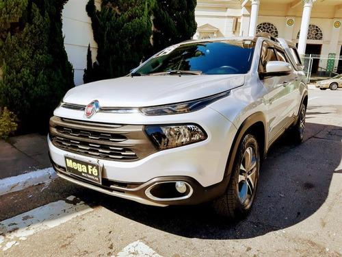 Fiat Toro Freedom 2.0 Diesel 4x4 Automático Prata 2019