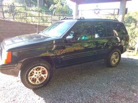 Jeep Grand Cherokee 5.3 Limited Lx 5p Completa Em Bom Estado