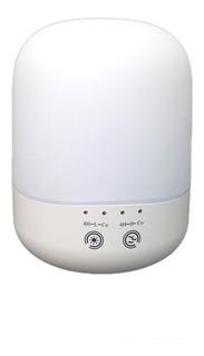 Difusor De Ambiente Ultrasonico De Aromaterapia. 6 Led Touch