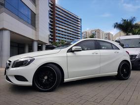 Mercedes-benz A 200 1.6 Urban 16v Turbo Gasolina 4p Automáti