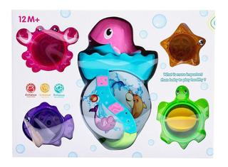 Ap Set Baño Bebes Articulos Baby Juguetes Baratos 5537