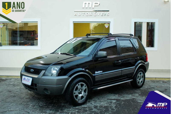 Ford Ecosport Freestyle 1.6 16v Flex 5p 2007