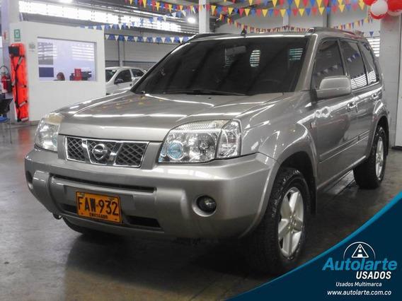 Nissan Xtrail -x Ltd 4x4 2.5 A/t