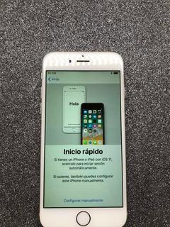 iPhone 6 16 Gb Liberado, Con Bolsa Y Auriculares