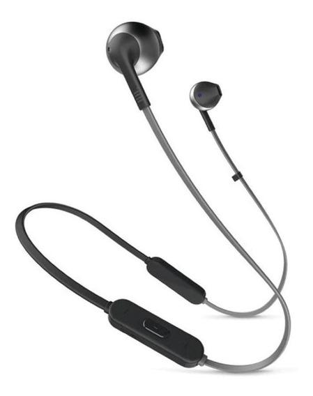Fone de ouvido sem fio JBL T205BT black