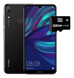 Huawei Y7 2019 32gb + 32gb Dual Sim Original 1 Año Garantia