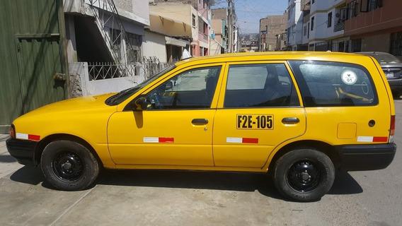Nissan Sw Año 1998 Para Uso Particular Llamar Al 993700500