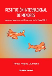 Restitucion Internacional De Menores - Teresa Quintana