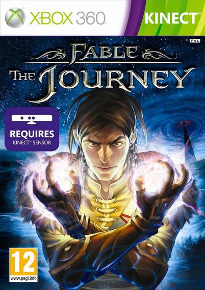 Fable The Journey Xbox 360 | Mídia Física Original