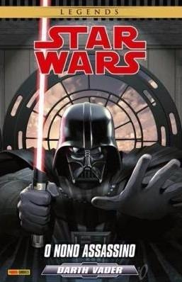 Hq Quadrinho Star Wars Darth Vader O Nono Assassino - Panini