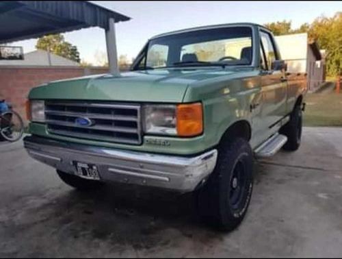 Ford F-100 1990 4x4 Diesel
