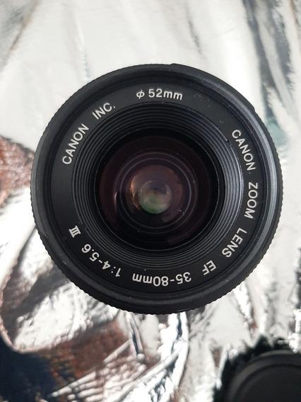 Lente Canon Ef 35-80mm 1:4-5.6 52mm