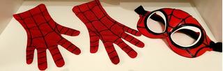 Set - Disfraz Spiderman - Hombre Araña - Traído De Usa