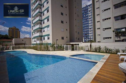 Imagem 1 de 7 de Cobertura Com 2 Dormitórios À Venda, 143 M² Por R$ 1.025.000,00 - Mooca - São Paulo/sp - Co1814
