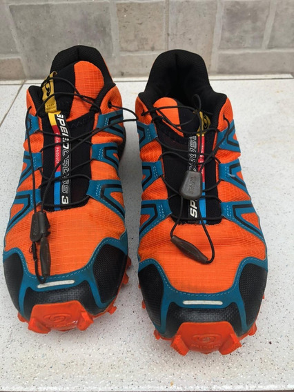 Tenis Salomon Speed Cross 3 - Seminovo