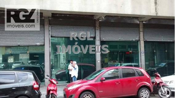 Loja Comercial No Centro De Santos, Venda Ou Locação. Ótima Localização!!!! - Lo0022