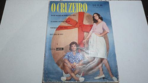 Imagem 1 de 3 de Revista O Cruzeiro N° 28 De 23 De Aril 1960 Bossa Nova Oscar