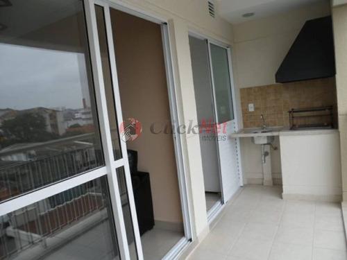 Apartamento À Venda No Bairro Centro Em São Caetano - 5781