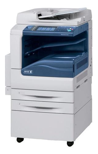 Impresora Laser Xerox 5335 Multifuncion A3 Byn Suc. Cordob