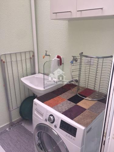 Imagem 1 de 10 de Apartamento S/cond. 75m² 2 Dormitórios Sendo 2 Suites Para Venda No Bairro Jardim Bela Vista Em Santo André - Sp - Apa2160
