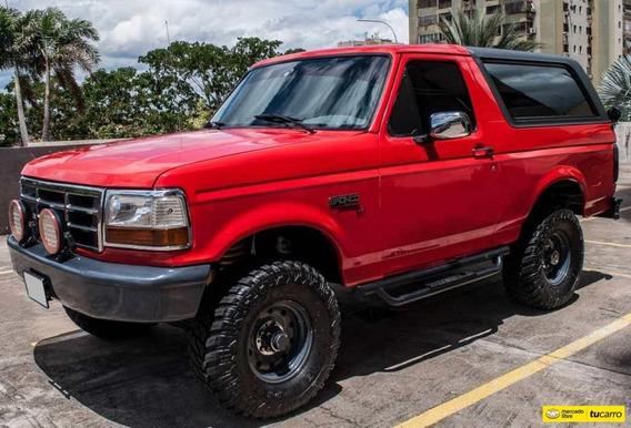 Ford Bronco Aventura - Sincronica 4x4