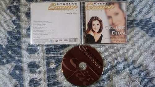 Cd Original - Eternos Sucessos - Celine Dion - Raro