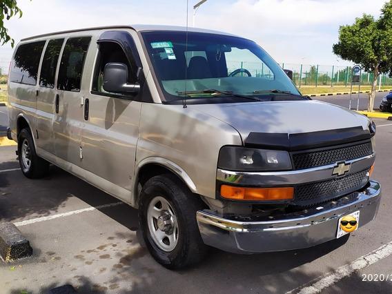 Chevrolet Express V8 5.3l Paq L/ls 8pa