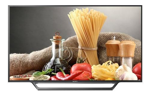 Imagen 1 de 4 de Smart Tv Sony Bravia 32  Hd  Wifi Kdl32w605d