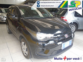 Fiat Mobi Like 1.0 2017 - Santa Paula Veículos