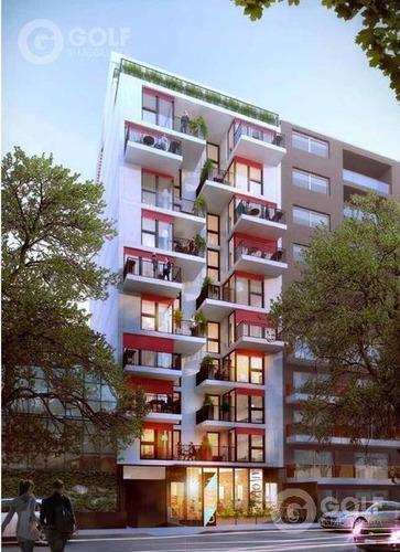 Vendo Apartamento De 1 Dormitorio Con Terraza Hacia Atrás, Garaje Opcional, Estrena 09/2023, Pocitos