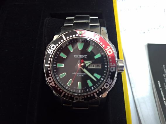 Relógio Orient Automático Poseidon 469ss039