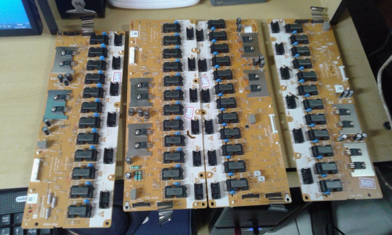 Conjunto Placa Inverter 52pfl 5432 (4 Unidades Usado)