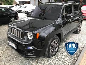 Jeep Renegade Longitude 1.8 Aut 4p Flex