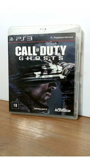 Call Of Duty Ghosts Ps3 Usado