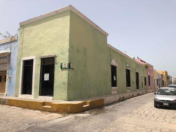 Renta Casa Recién Remodelada, Colonia Centro Campeche